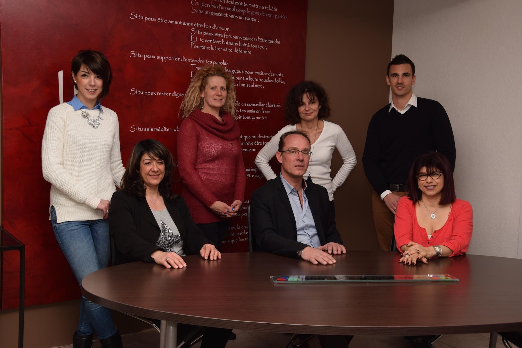 Equipe du Cabinet Robaldo